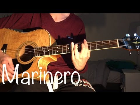 Marinero - Maluma (Acoustic Guitar Cover With Improvisation)