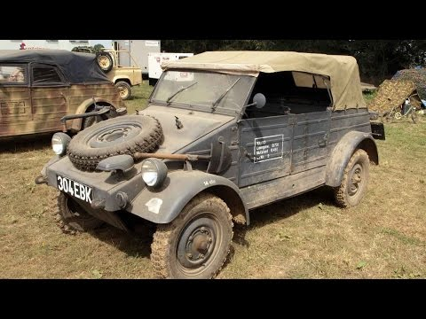 GT6 : Days Gone By Ep.63 - Volkswagen Kubelwagen