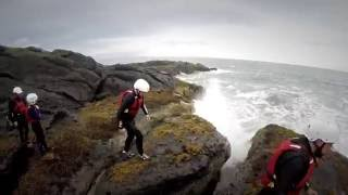 MY Adventure Edinburgh: Coasteering in Scotland