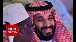 Khashoggi murder: Crown prince vows to punish 'culprits' - BBC News