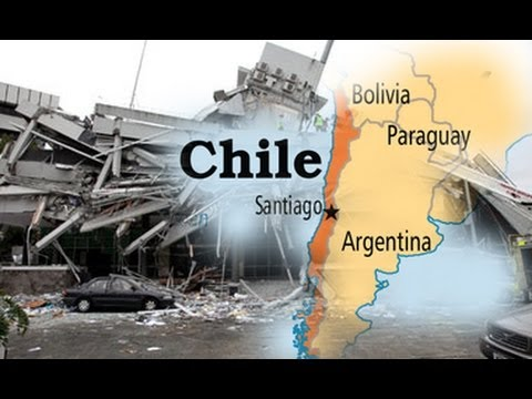 CHILE Massive! 6.3 EARTHQUAKE days after Prophecy! 10-30-13