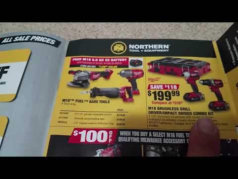 Harbor Freight Northern Tools