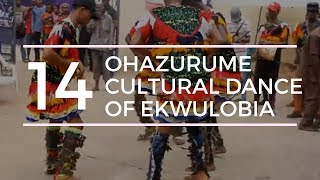 Ohazurume cultural dance group of Ekwuluobia