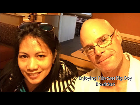 Senda is going to America, An American Filipina Love story