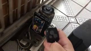 Como gravar novo controle Padlock S em portão PPA