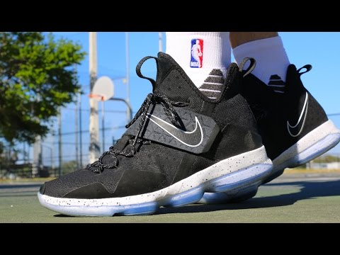 4933629f2430 NIKE LEBRON 14 PERFORMANCE REVIEW!!!! - YouTube