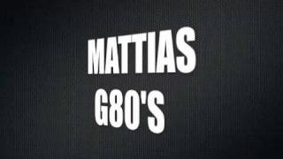 PREVIEW HOUSE 2010 - Mattias + G80s - RODEO (Club Mix)