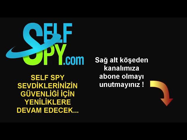 SELF SPY ÜCRETSİZ TELEFON DİNLEME selfspymobile.com