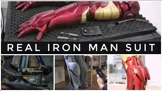 😱Real Iron Man suit 😱