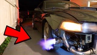 Already Shooting Flames! Turbo Bullitt - What does it need?