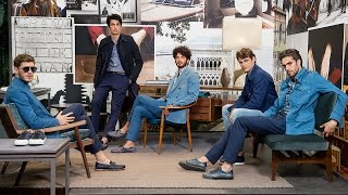 Tod's Men's Spring Summer 2017 Collection
