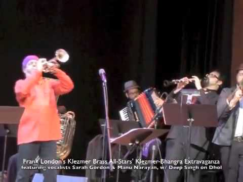 Frank London's Klezmer Brass Allstars - Carnival Conspiracy