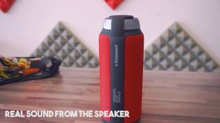360 Degree Surround Sound Bluetooth Speaker - Tronsmart Element T6 Review