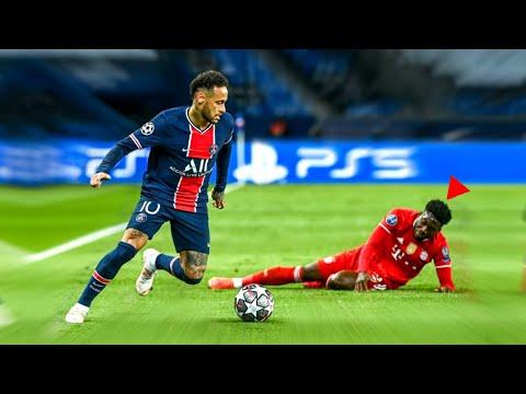 Pemain Dihancurkan Oleh Neymar Jr Di PSG