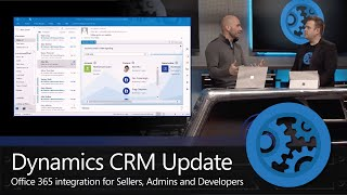 Dynamics CRM updates and integration with Office 365, Azure Machine Learning and Cortana