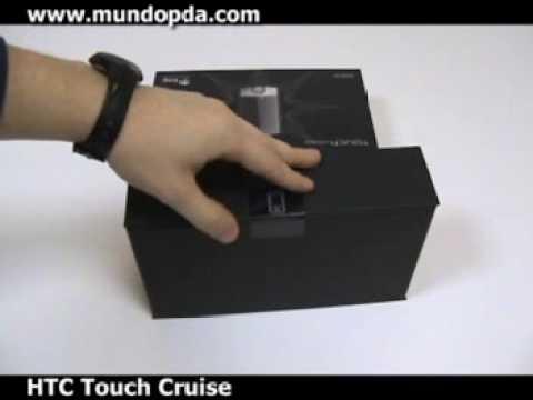 HTC Touch Cruise (Polaris) - Contenido (unboxed) - MundoPDA