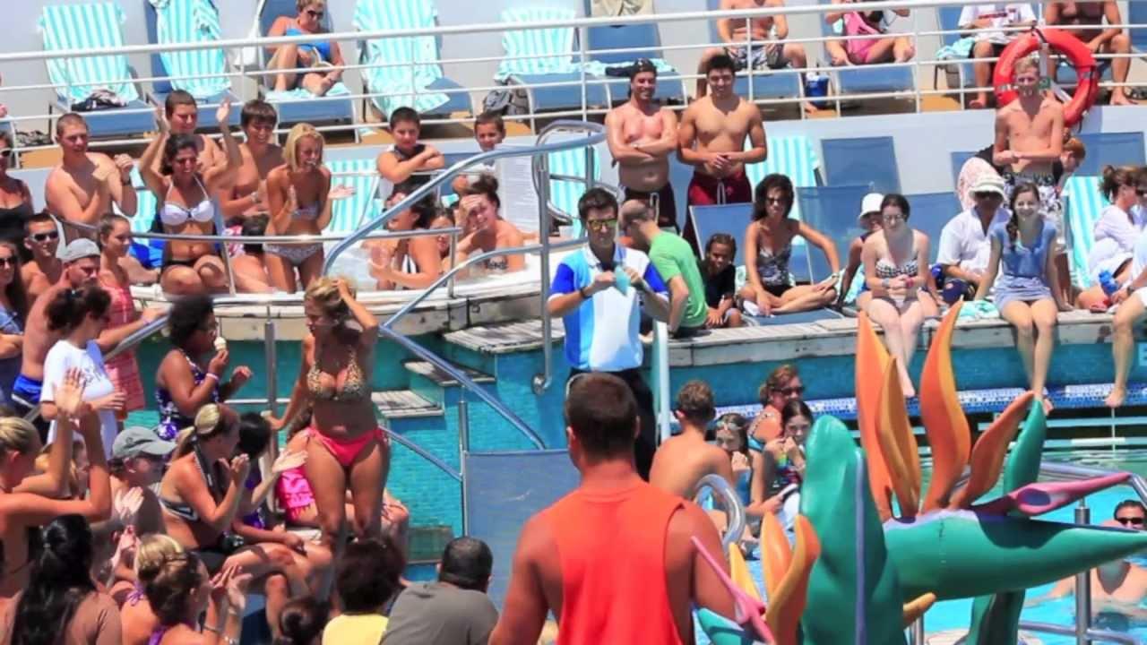 Norwegian Dawn Boston To Bermuda Cruise July 2012 Youtube