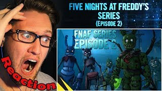 [SFM] Five Nights at Freddy's Series (Episode 2) by GoldenLane Studio REACTION!