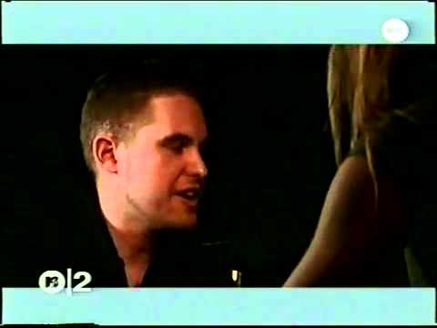 Sandra Nasic & Henning Guano Apes are interviewed at The Riot show UK.flv