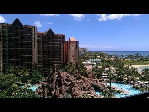 Disney's Aulani Hawaii Resort - Mini Tour - T & A's Guide