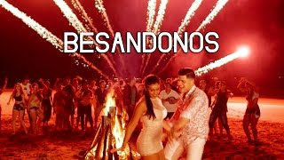 BESANDONOS - J Ruiz & CAFE ft. I-Nesta (Official Video)