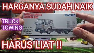 Unboxing Diecast Truck Angkut Mobil Langka Harga Jutaan