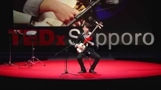 Preserve Tsugaru Shamisen | Niya | TEDxSapporo