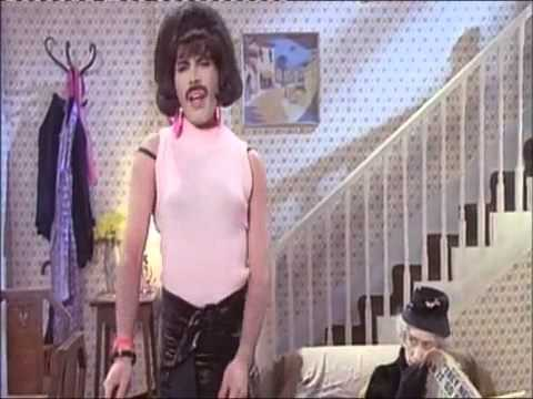 freddie mercury got to break free
