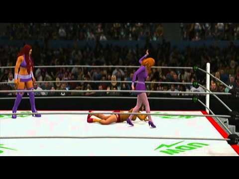 Daphne Blake vs. Velma Dinkley, Starfire Special Referee (Request)