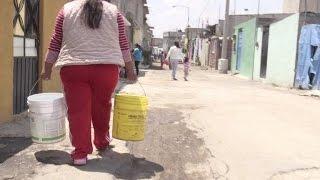 La Ciudad de México batalla para abastecerse de agua thumbnail