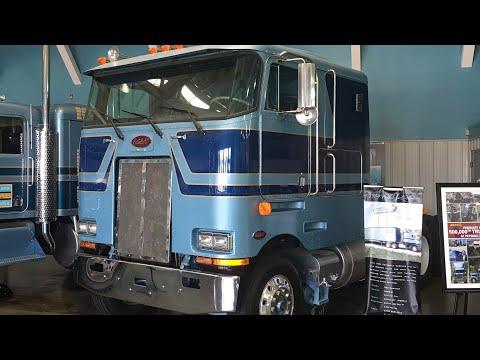 Werner Truck Museum Omaha, Nebraska