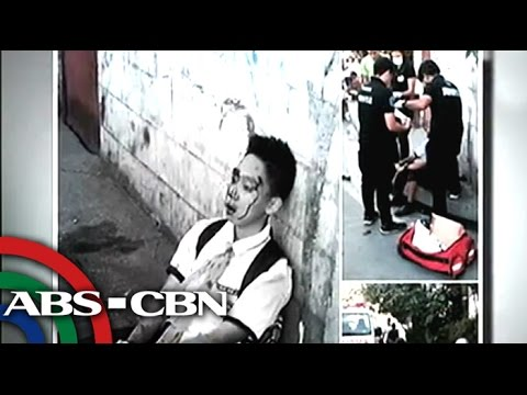 Who owns the car that hit student in Taguig?