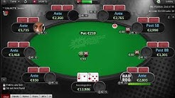 My online casino real cash € poker game. With my favourite acoustic songs. PokerStars