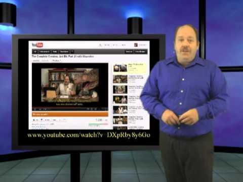 Braaaains! - this is Genesis Week, episode 3, season 2 with Ian Juby aka Wazooloo by wazooloo