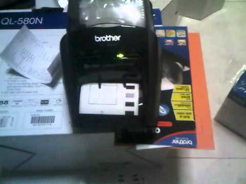 Brother Brother QL-580N Windows 10 Driver Download