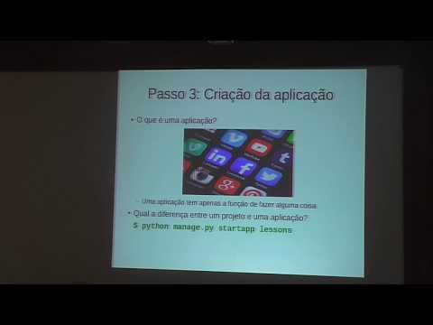 Image from Django passo a passo - Vamos falar da criação de um sistema web em Django passo a passo