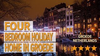 Four Bedroom Holiday Home in Groede hotel review | Hotels in Groede | Netherlands Hotels
