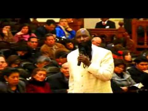 CHILE PASTORS' CONFERENCE Part 3 - Dr. Owuor