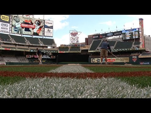 Prairie Yard & Garden: Turf Management at the Ball Park