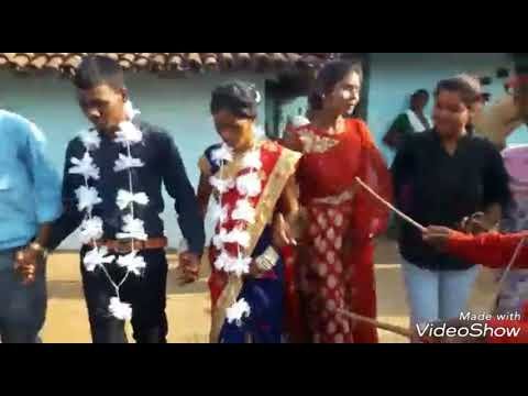 Best New Nagpuri Video Chain Dance Marriage 2018