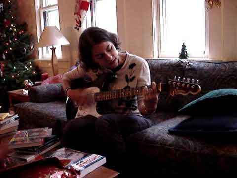 Becky sings Junk Bond Trader by Elliott Smith - dec 2006