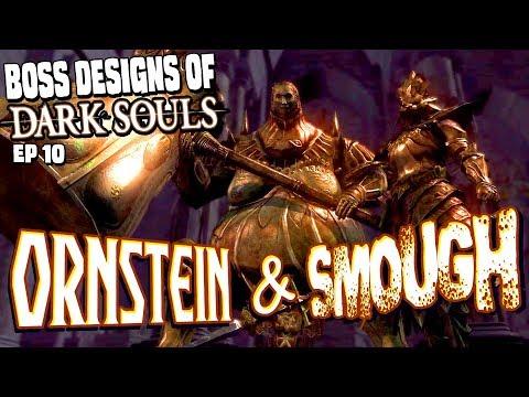 Ornstein & Smough | [blind Run] | The Boss Designs Of Dark Souls Ep 10