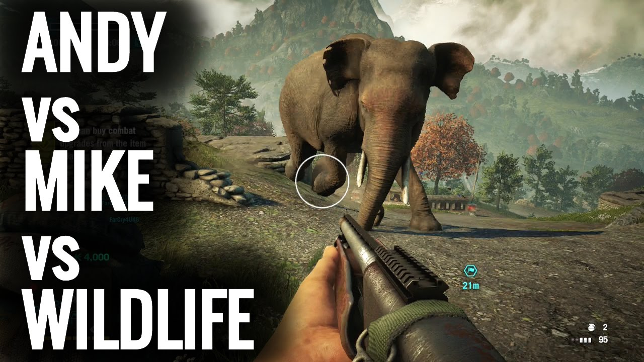 how to play multiplayer on far cry 4