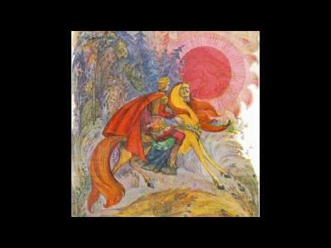 Сказки Пушкина - иллюстрации Виктор Лагуна