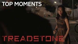 Treadstone  Top Moments Season 1 Episode 4 Soyun Fights Li  on USA Network