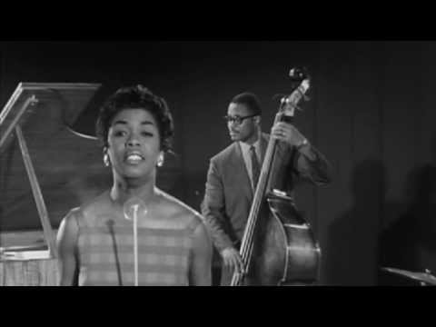 Sarah Vaughan  Tenderly  from Sweden Mercury Records 1958