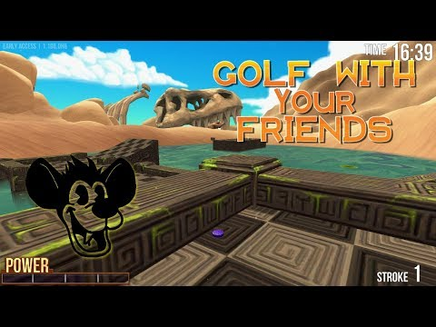 Golf with Your Friends- The Rage Game |