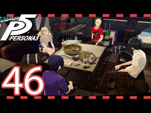 Persona 5 Playthrough (46) - Hot Pot Homecookin'