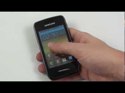 Samsung Wave Y - OS Bada