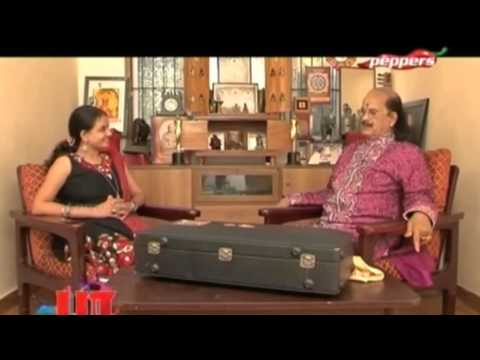 Saxophone Guru Kadri Gopalnath talks about his Music